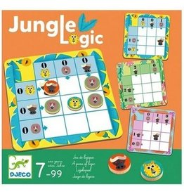 Djeco Jungle Logic