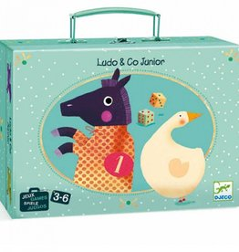 Djeco Ludo & Co Junior