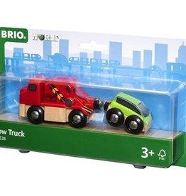 Brio Sleepwagen met Auto