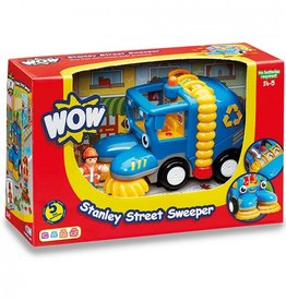 WOW Toys Stanley Straatveger