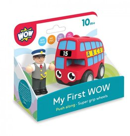 WOW Toys Londen Bus Basil