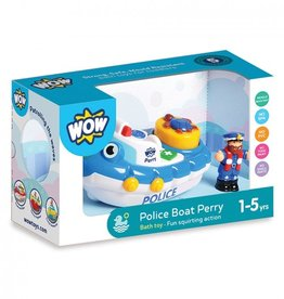 WOW Toys Politieboot Perry