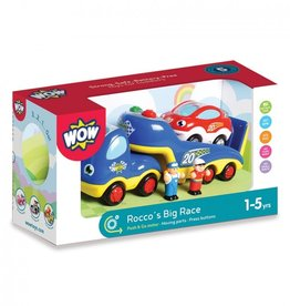 WOW Toys Rocco's Big Race