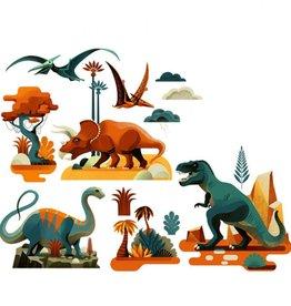Djeco Muur Sticker Dino