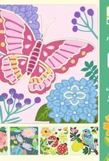 Djeco Sjablonen Vlinder