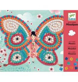 Djeco Mozaiek Vlinder