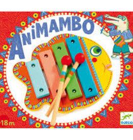 Djeco Xylofoon Vis Animambo
