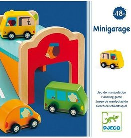 Djeco Mini Garage