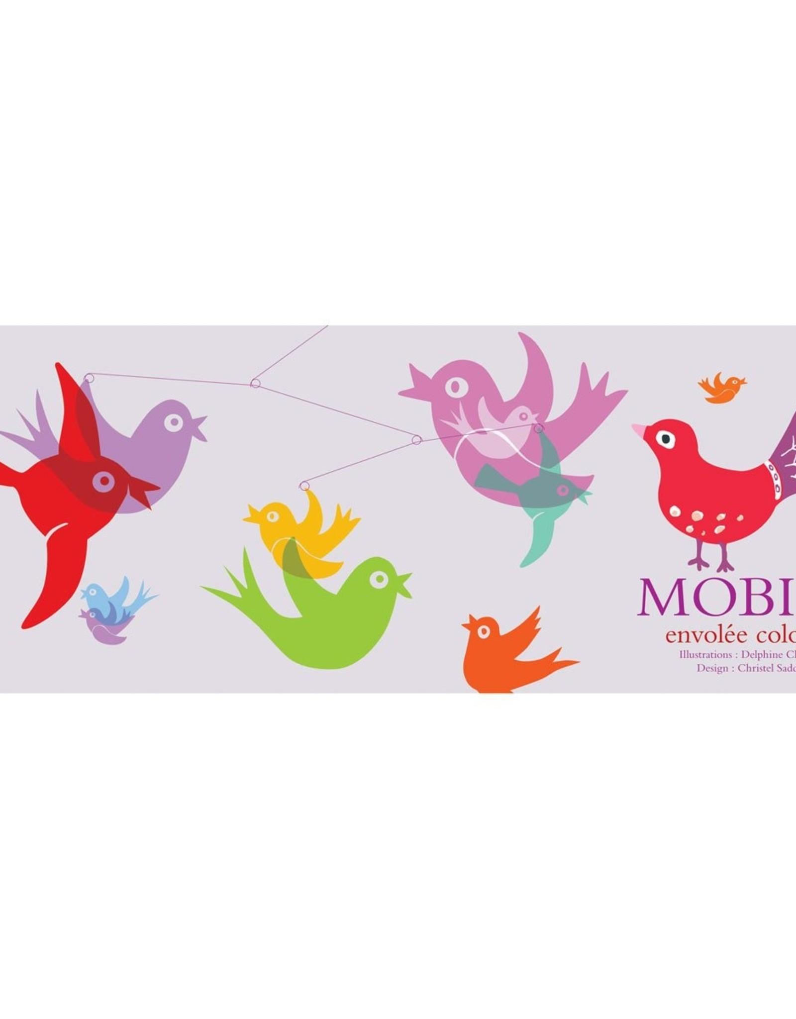 Djeco Mobiel Vogels