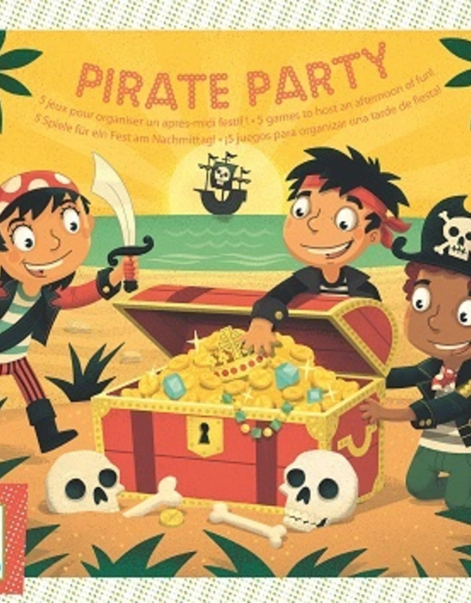 Djeco Piraat Party