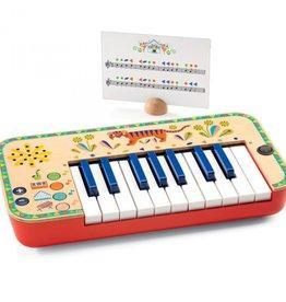 Djeco Elektronisch Keyboard Animambo