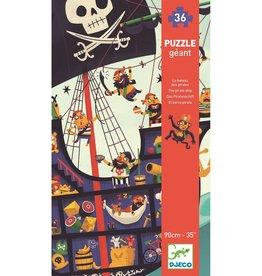 Djeco Puzzel Geant Piraat
