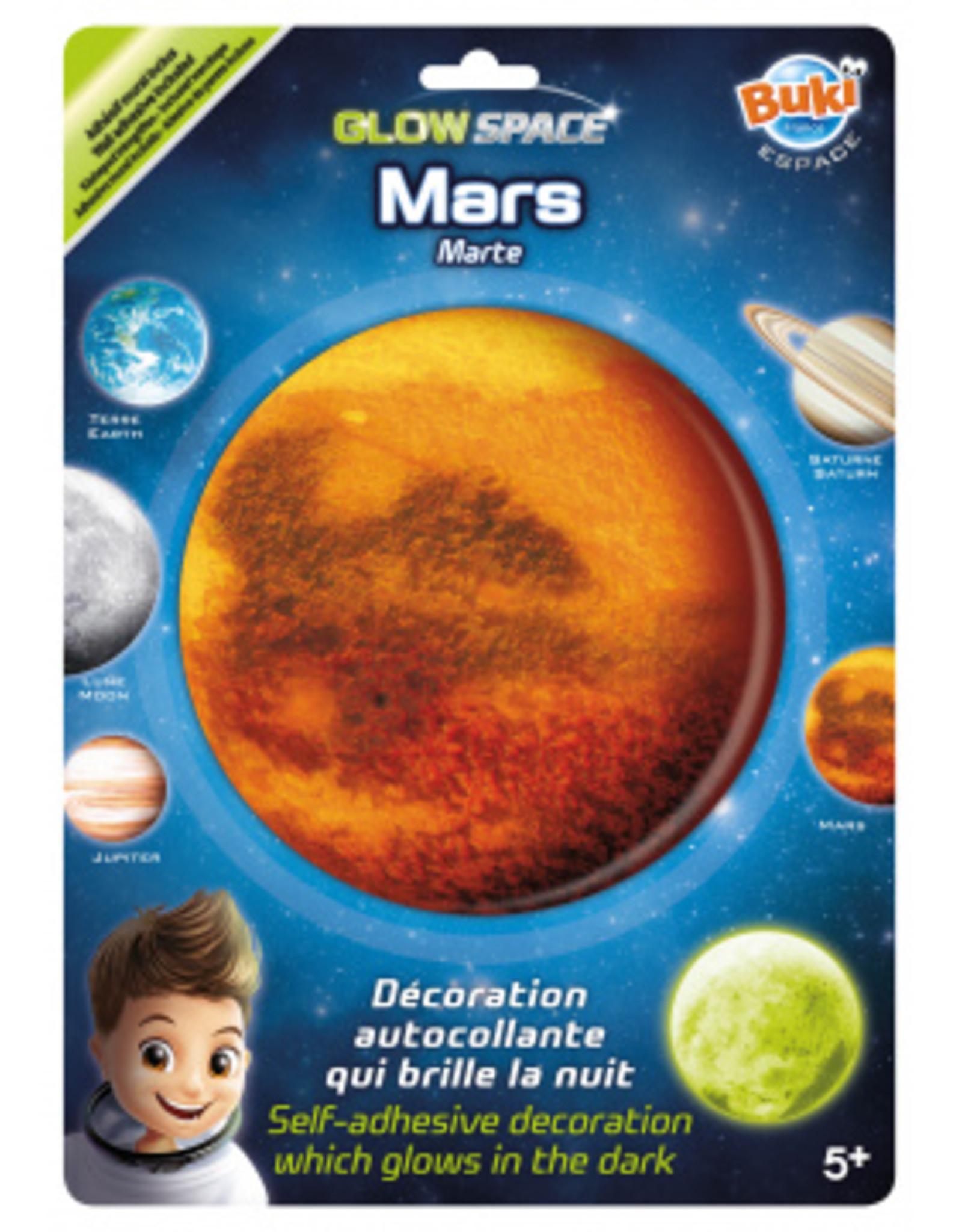 Buki Mars 3D