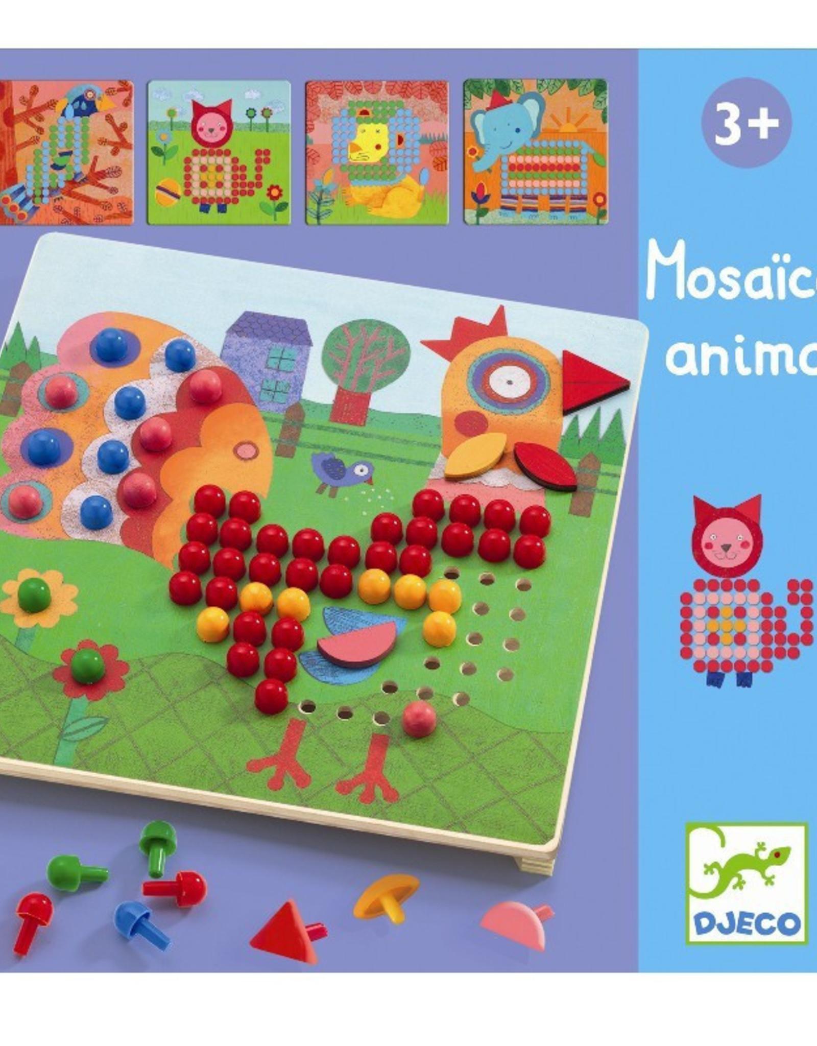 Djeco Mosaico Animo