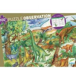 Djeco Observatie Dinosaurus
