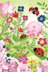 Djeco Glitterschilderijen Beestjes