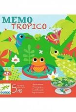 Djeco Memo Tropico