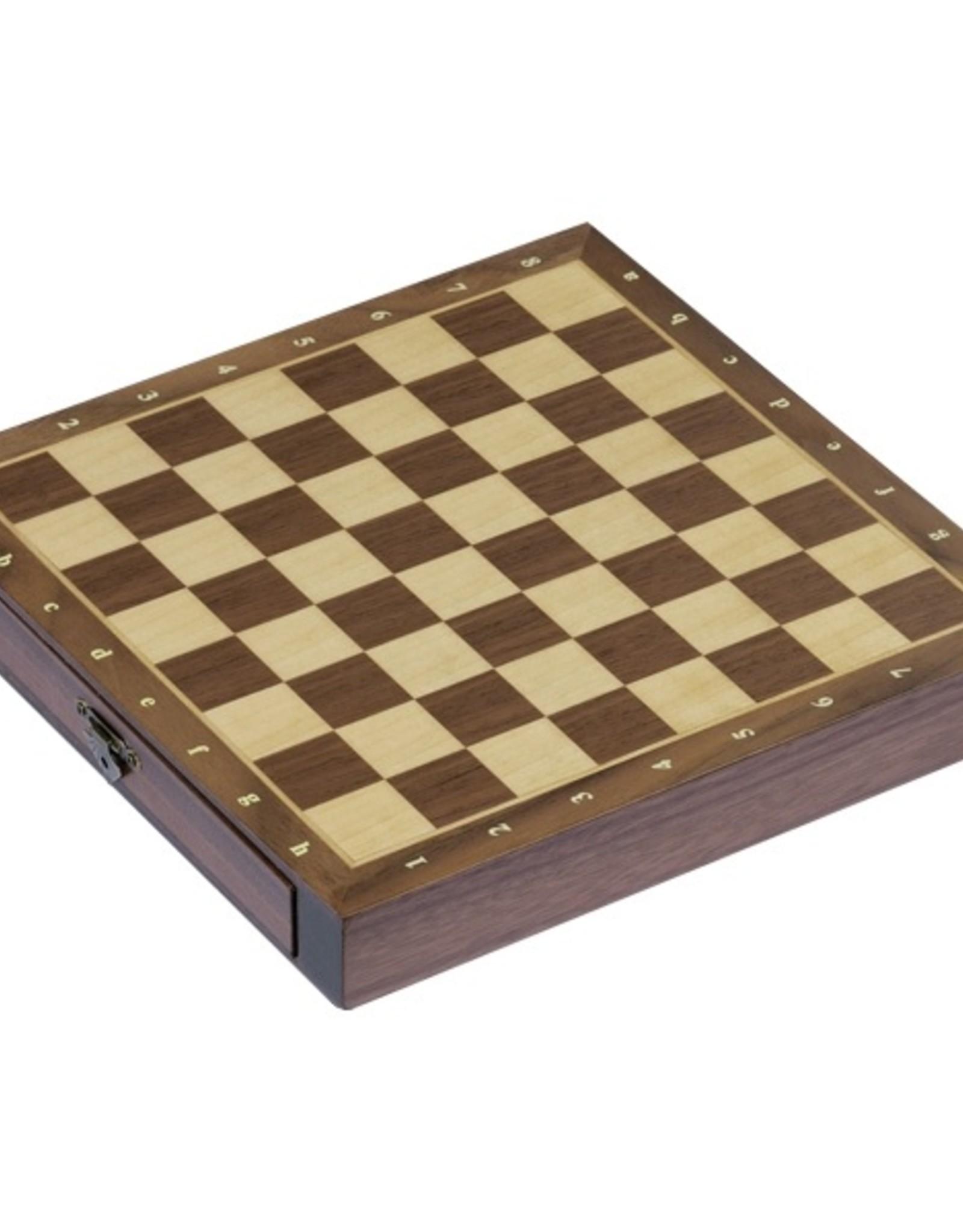 Goki Magnetisch schaakspel met laden