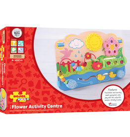 Bigjigs Flower Activity Center