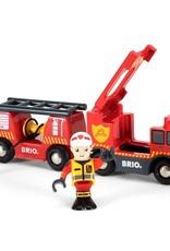 Brio Fire Engine