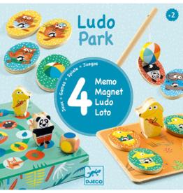 Djeco Verzamelspellen Ludo Park