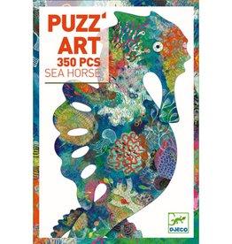 Djeco Puzzel Art Zeepaardje
