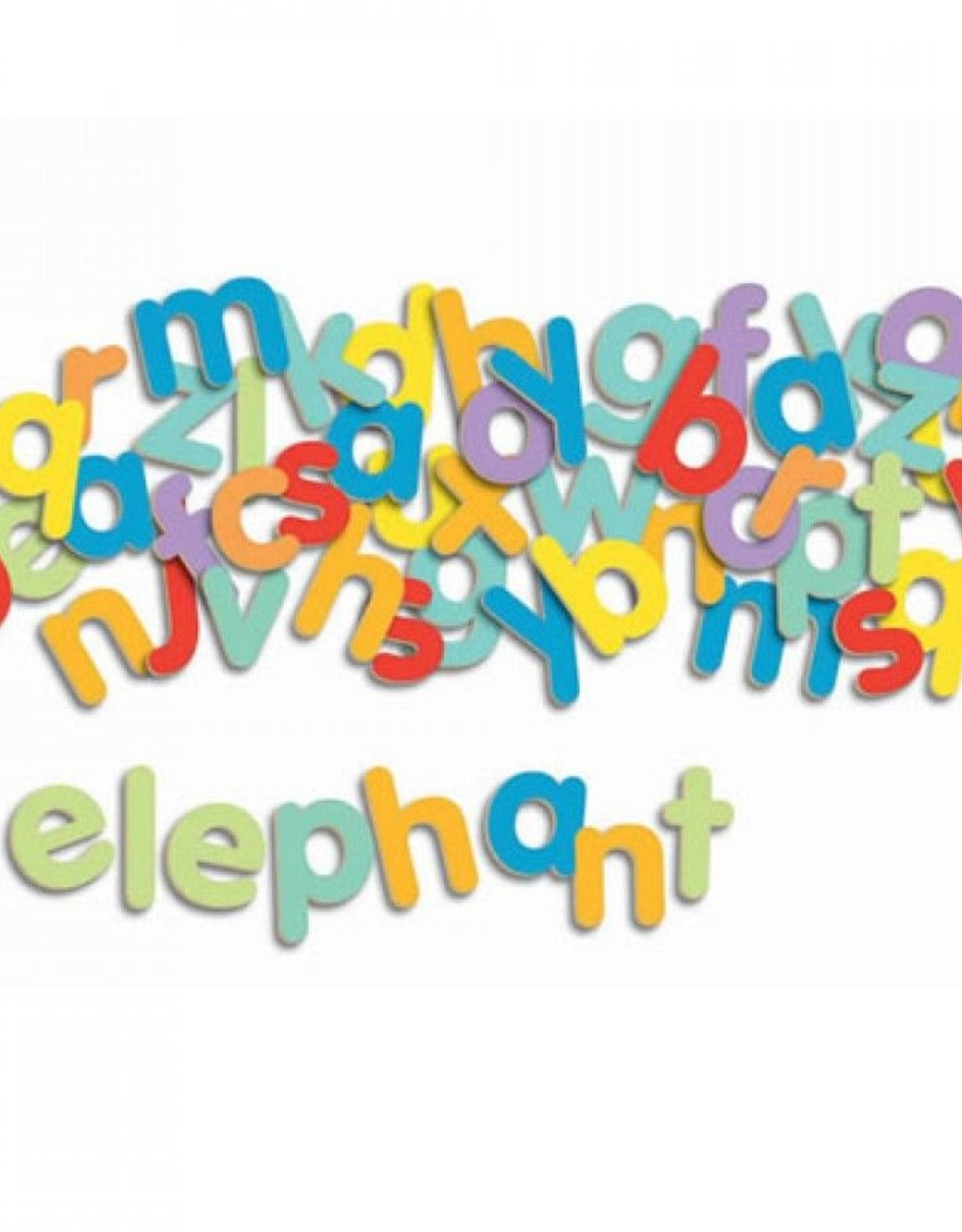 Djeco Magnetic's Kleine Letters