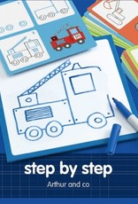 Djeco Step By Step Arthur & Co
