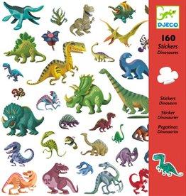 Djeco Stickers Dino's