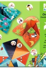 Djeco Origami Vogelspel
