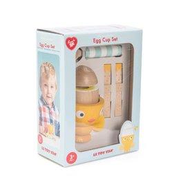 Le Toy Van Eierdop Setje