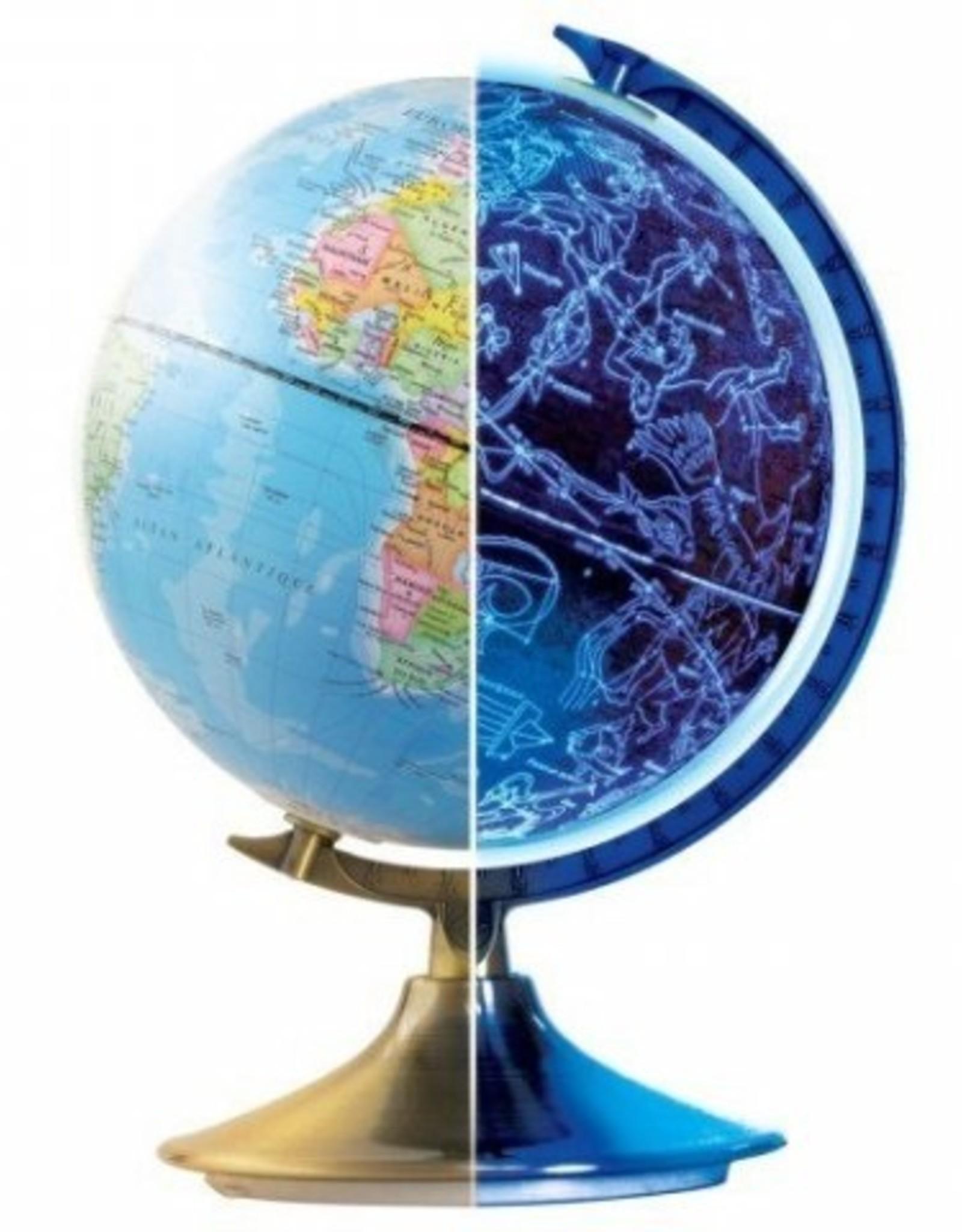 Buki Nachtlamp Wereldbol