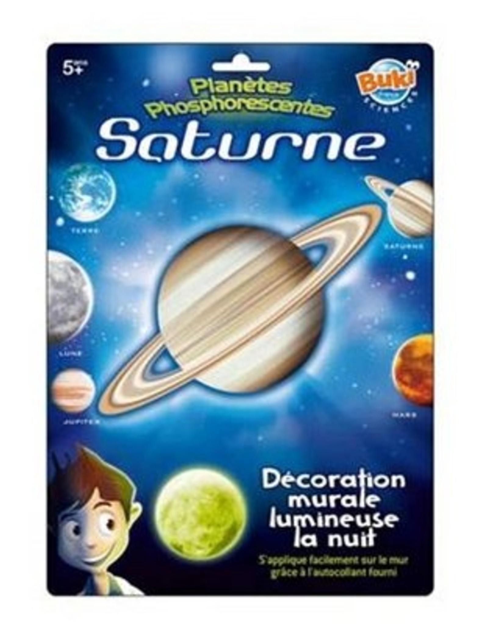 Buki Saturnus 3D