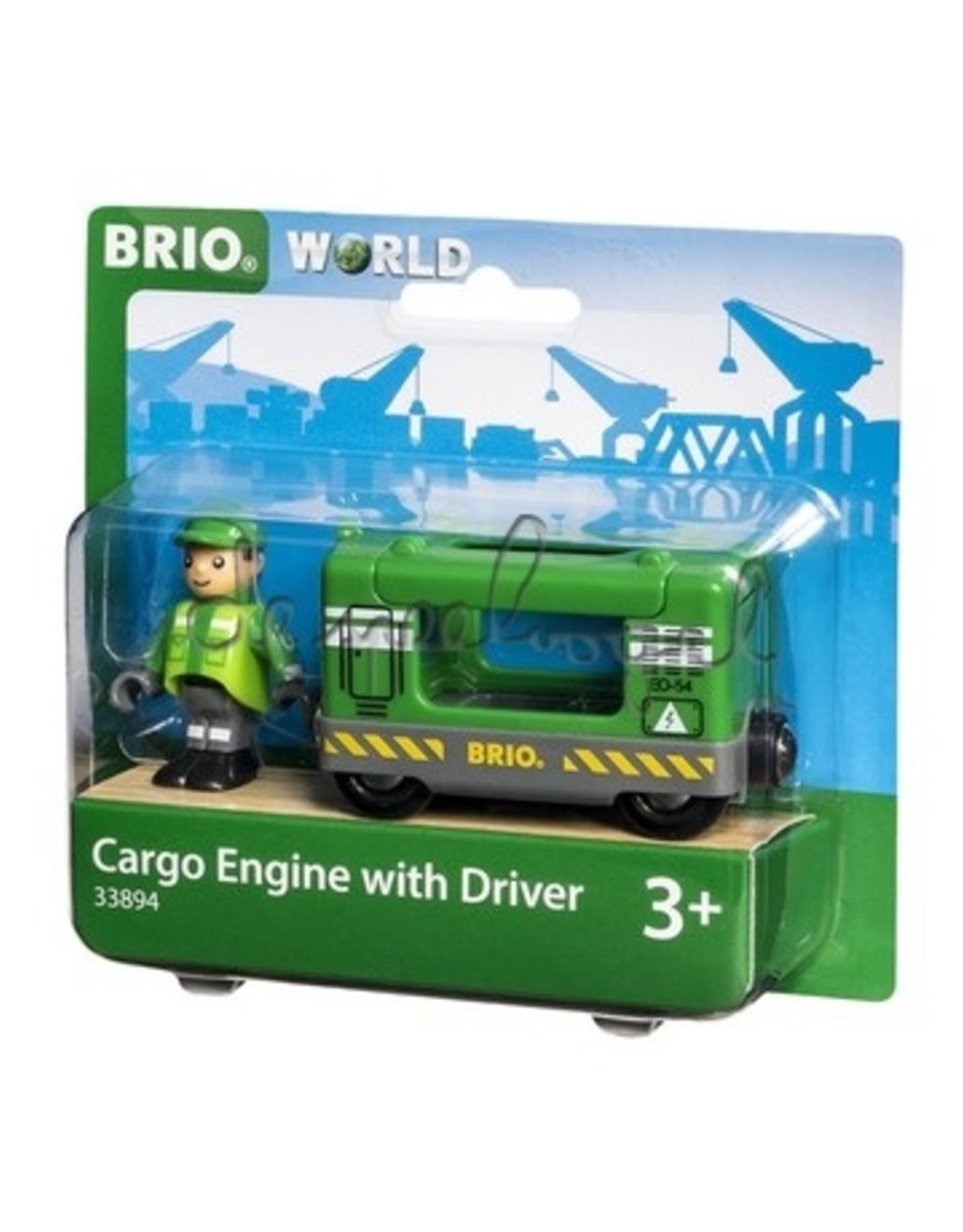 Brio Cargo Engine met Chauffeur