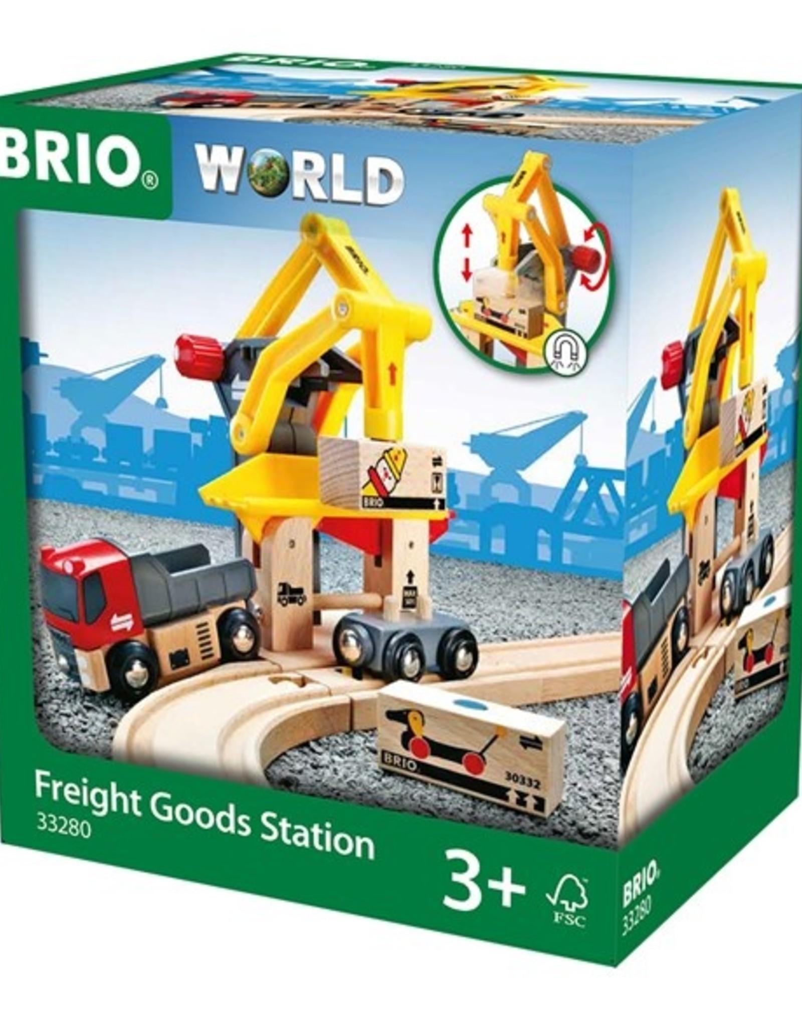 Brio Goederenvracht Station