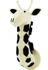 Fiona Walker Giraffe Zwart Wit