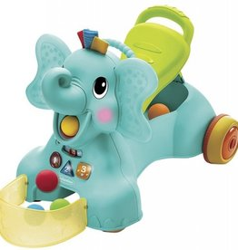Infantino Ride On Elephant