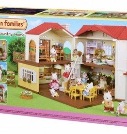 Sylvanian Families Groot Landhuis