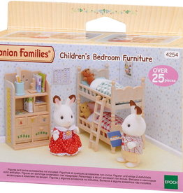 Sylvanian Families Childrens Bedroom Set