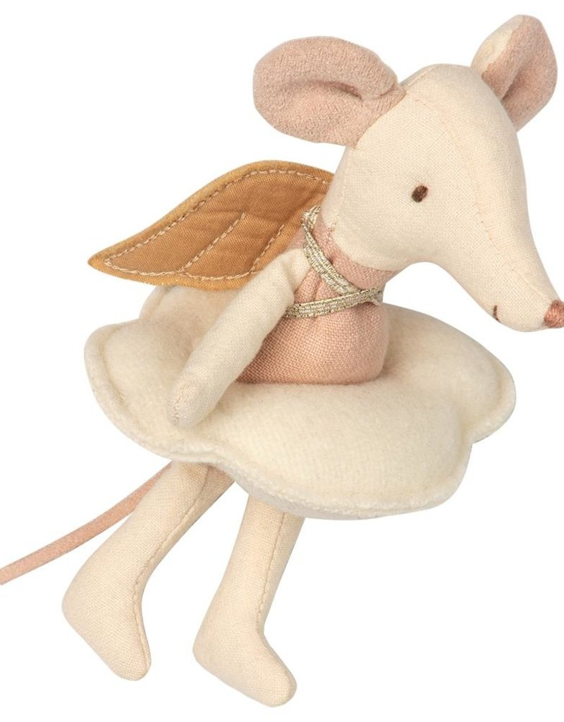 Maileg Angel Mouse Book Grote Zus