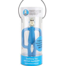 Matchstick Monkey Aapje Licht Blauw