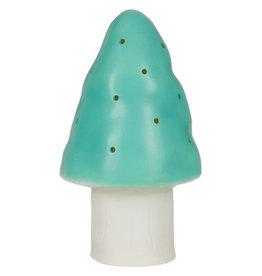 Lamp Paddenstoel Punt Mint Groen