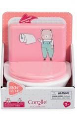 Corolle Interactief toilet 30, 36 cm
