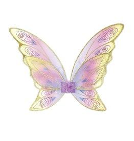 Great Pretenders Vleugels Glitter Goud