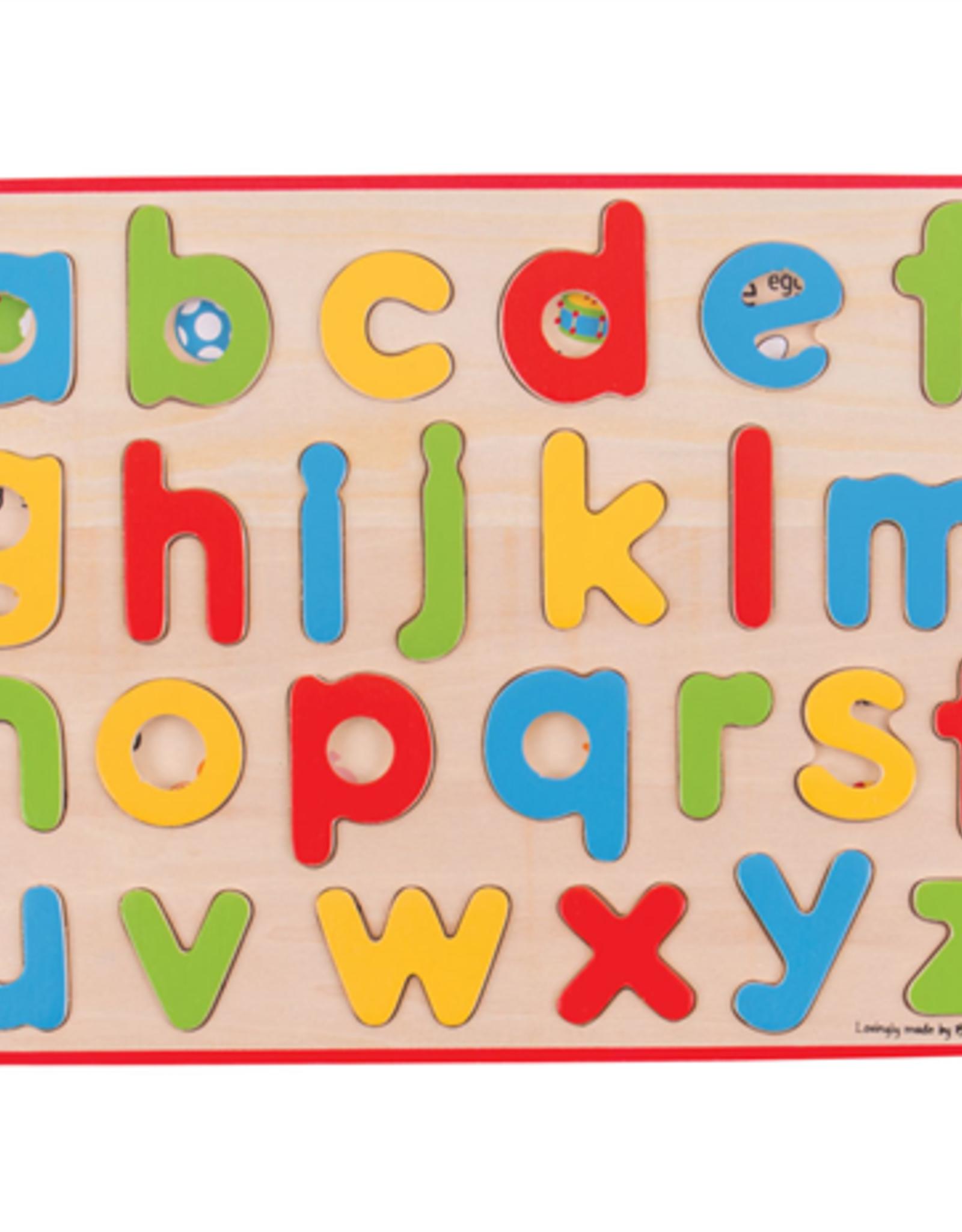 Bigjigs Puzzel Alfabet