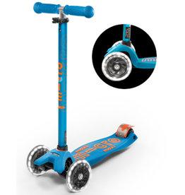 Micro step Maxi Aqua-Oranje LED
