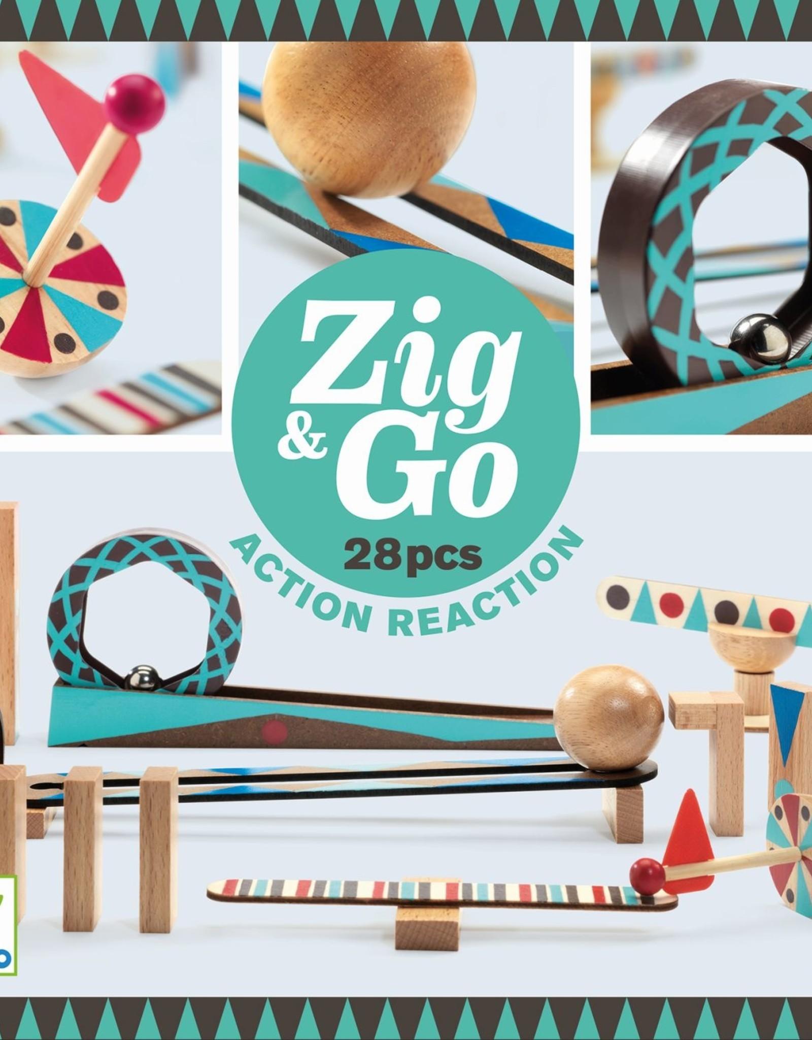 Djeco Zig & Go 28ST