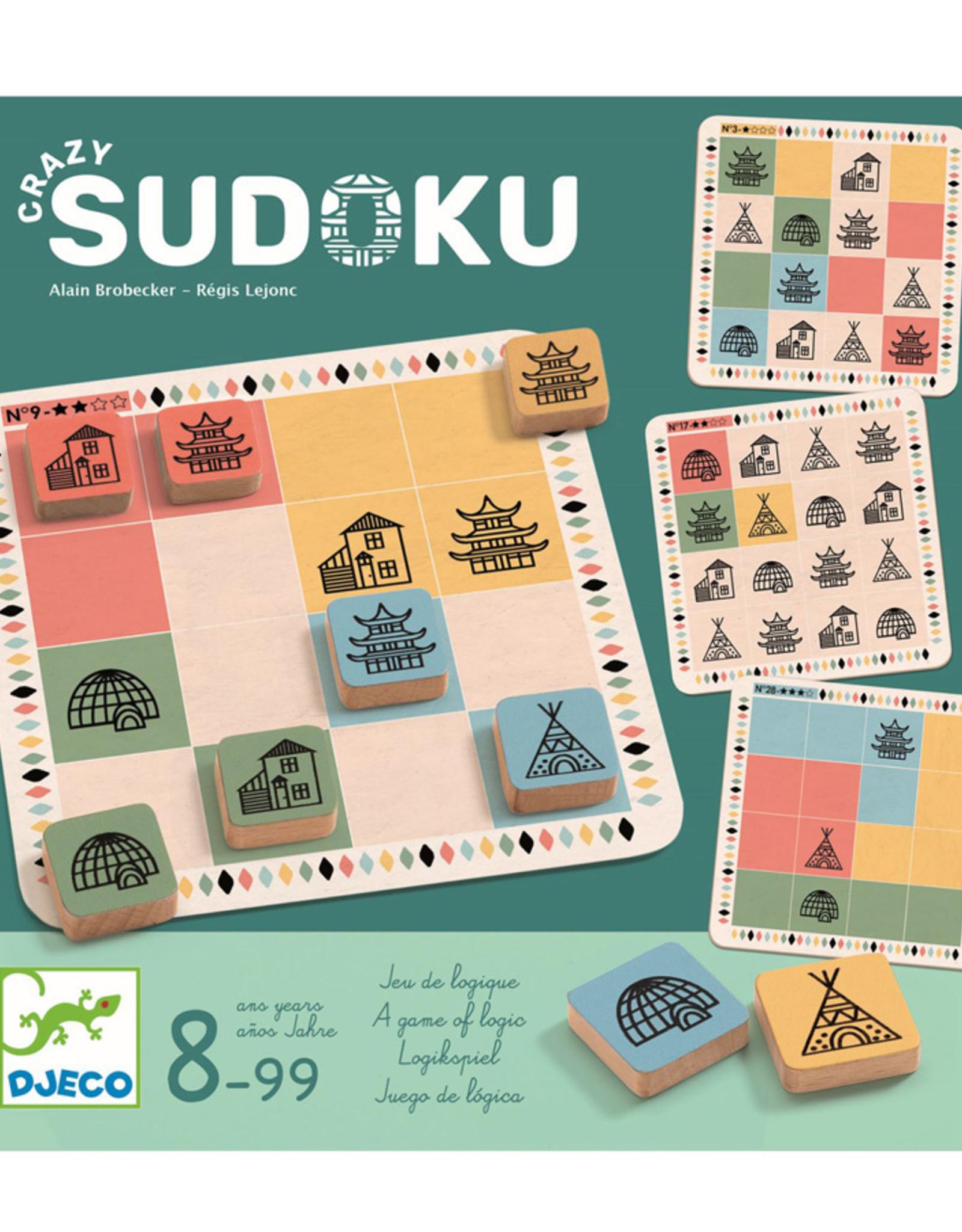 Djeco Crazy Sudoku