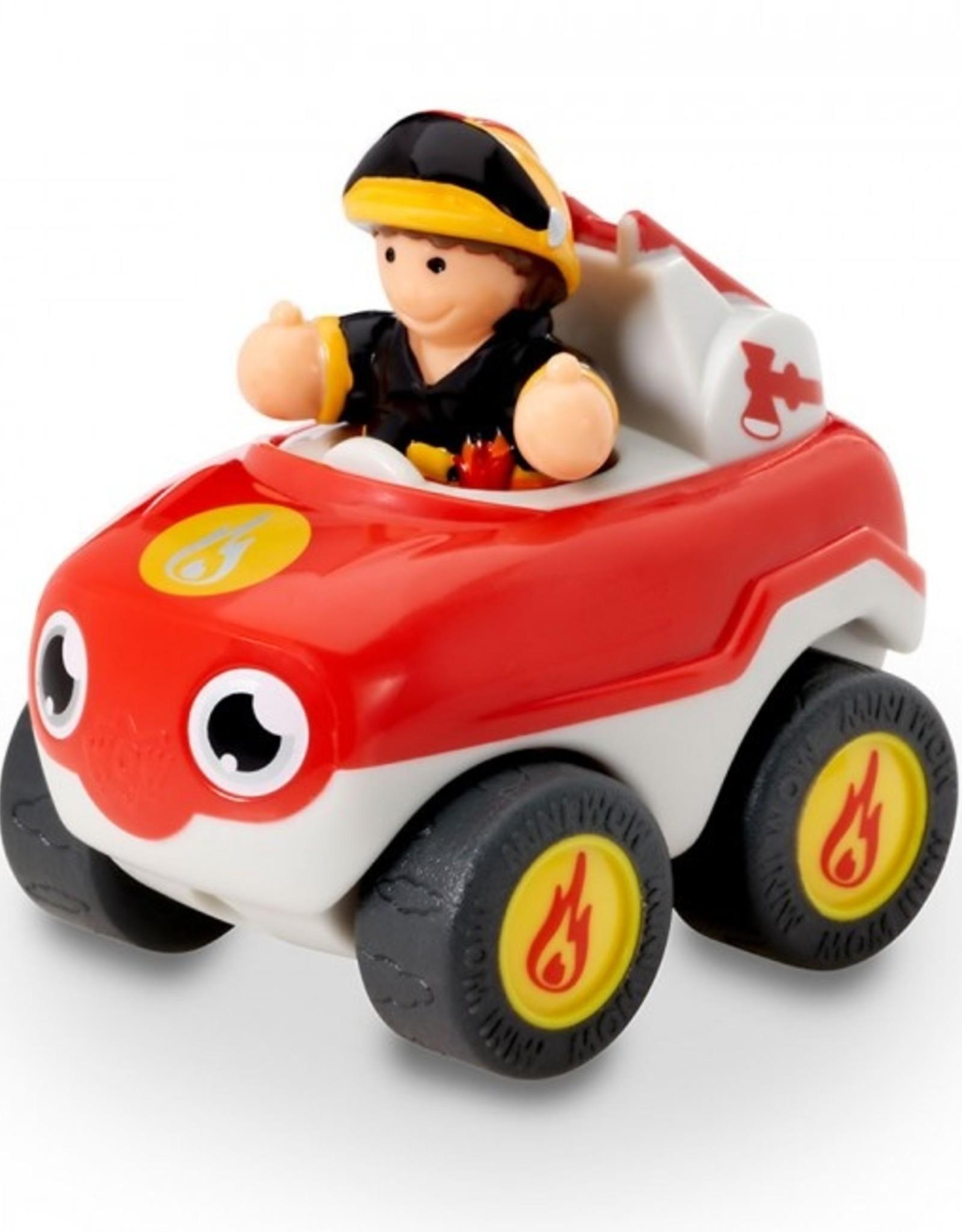 WOW Toys Blaze Brandweerauto