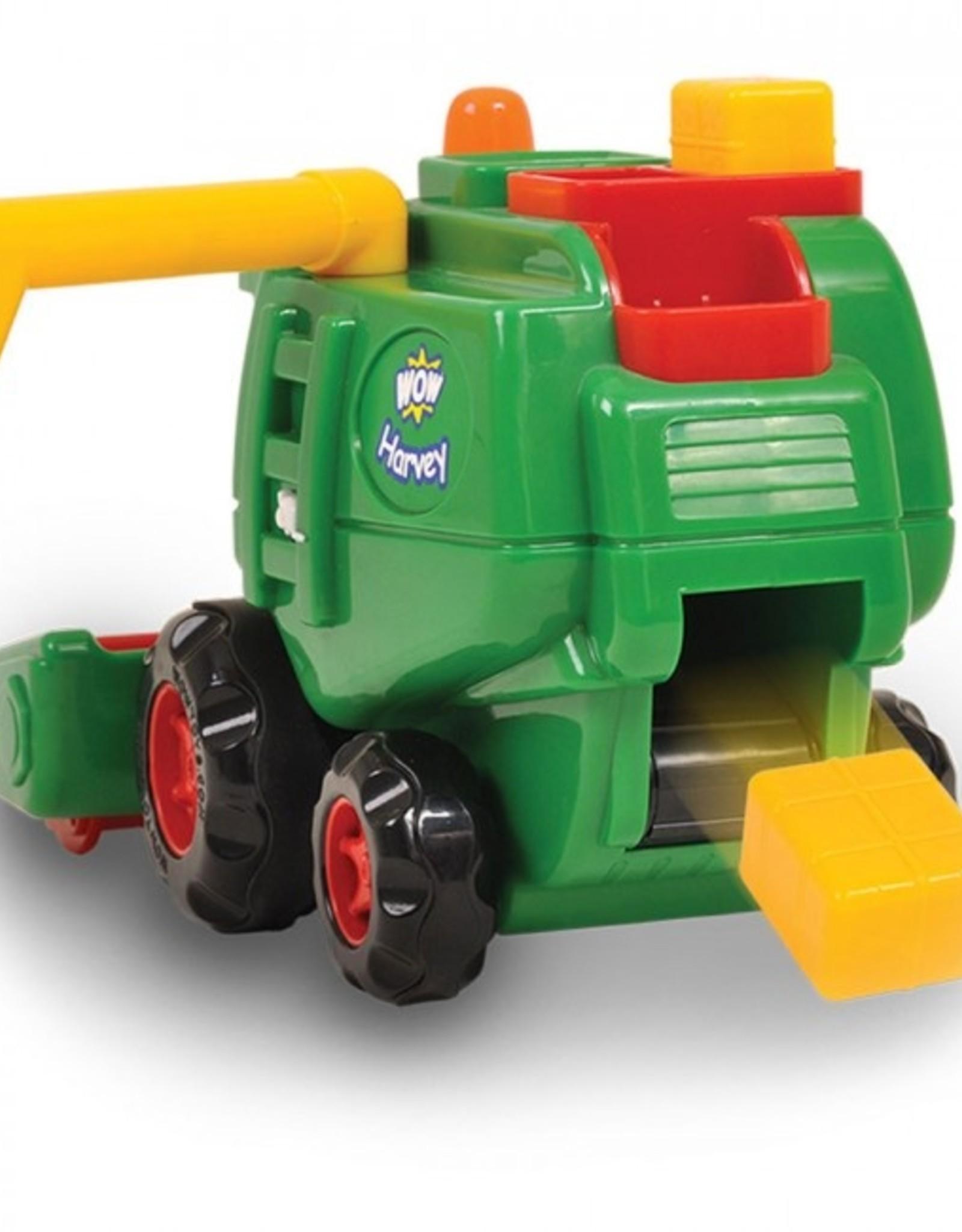 WOW Toys Harvey Harvester